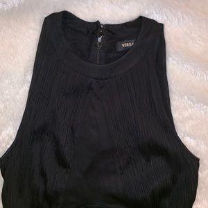Versace | Black Dress